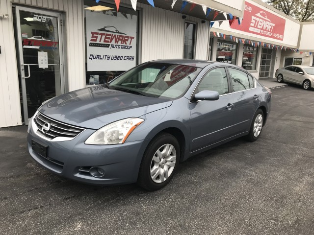 2010 NISSAN ALTIMA BASE for sale at Stewart Auto Group