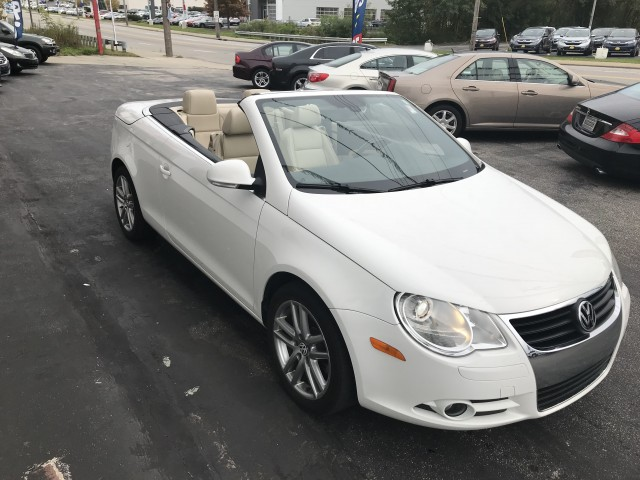 2008 VOLKSWAGEN EOS LUX for sale at Stewart Auto Group