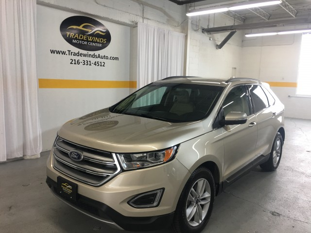 2018 FORD EDGE SEL for sale at Tradewinds Motor Center