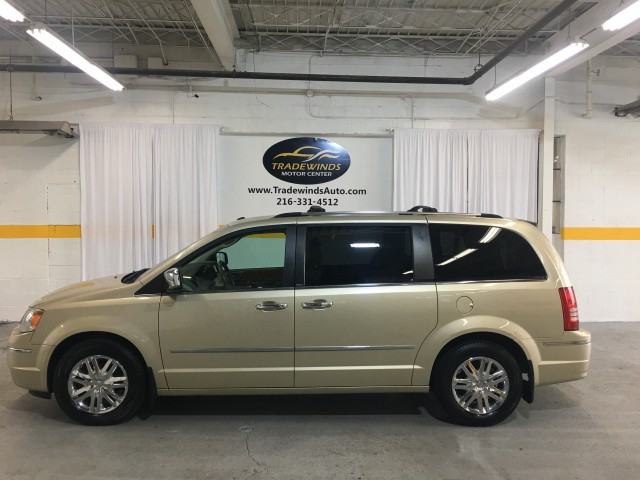 2010 CHRYSLER TOWN & COUNTRY LIMITED for sale at Tradewinds Motor Center