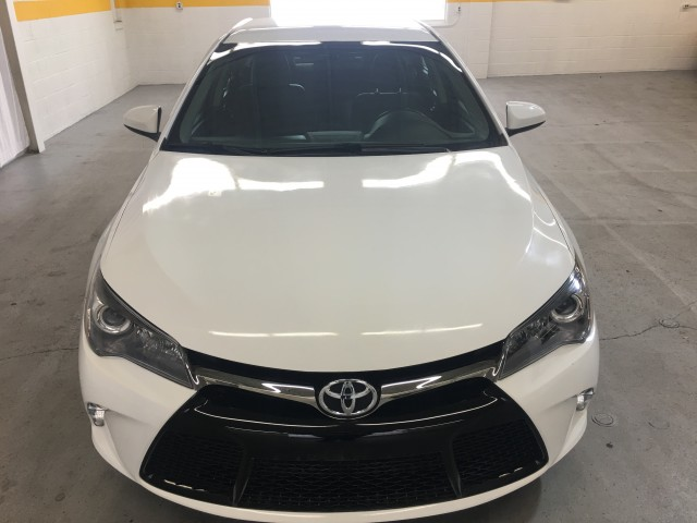 2016 TOYOTA CAMRY SE for sale at Tradewinds Motor Center
