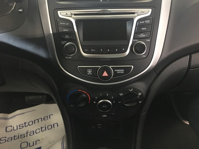 2017 HYUNDAI ACCENT SE for sale at Tradewinds Motor Center
