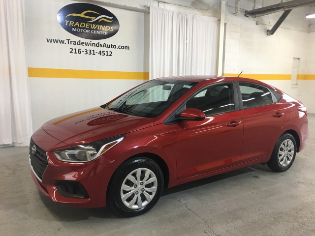 2018 HYUNDAI ACCENT SEL for sale at Tradewinds Motor Center