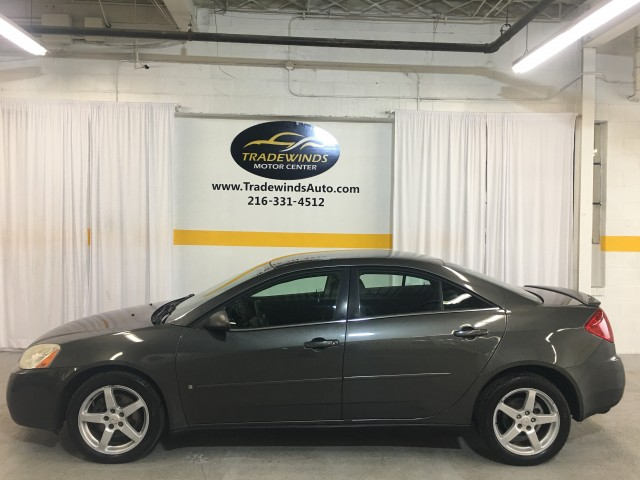 2007 PONTIAC G6 BASE for sale at Tradewinds Motor Center