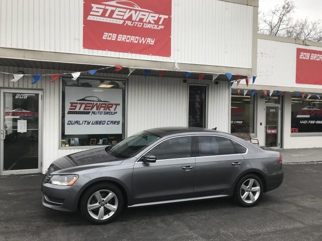 2012 VOLKSWAGEN PASSAT SE for sale at Stewart Auto Group