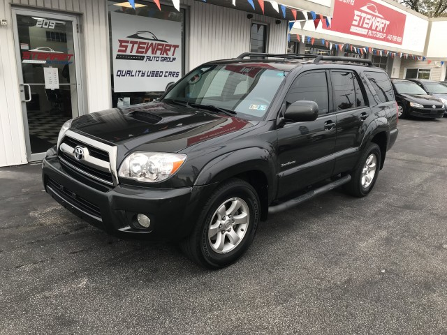 2007 TOYOTA 4RUNNER SR5 for sale at Stewart Auto Group