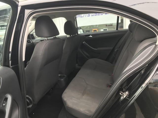 2011 VOLKSWAGEN JETTA BASE for sale at Stewart Auto Group
