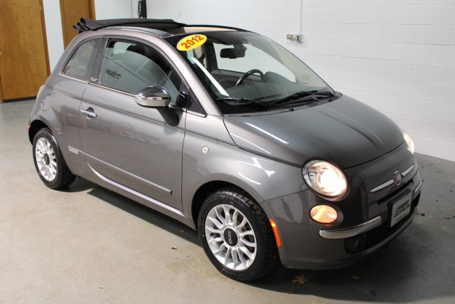 2012 FIAT 500 LOUNGE for sale | Used Cars Twinsburg | Carena Motors