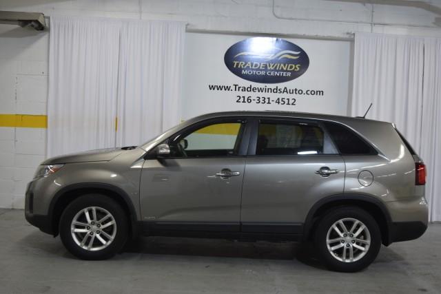 2014 KIA SORENTO LX for sale at Tradewinds Motor Center