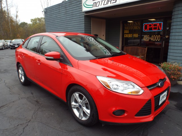 2014 FORD FOCUS SE for sale | Used Cars Twinsburg | Carena Motors