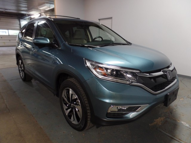 2015 Honda CR-V Touring AWD in Cleveland