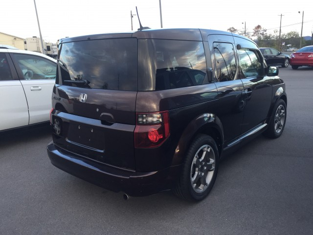 2008 Honda Element SC 2WD AT for sale at Mull's Auto Sales