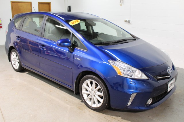 2012 TOYOTA PRIUS V FIVE for sale | Used Cars Twinsburg | Carena Motors