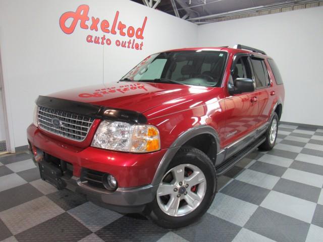 2005 Ford Explorer XLT Sport 4.0L 4WD