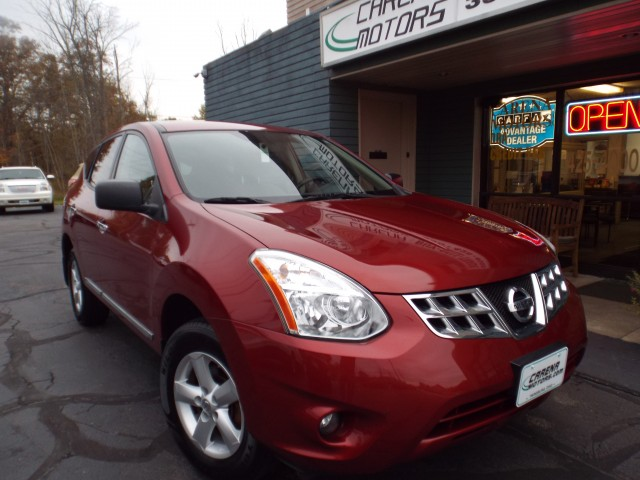 2012 NISSAN ROGUE S for sale in Twinsburg, Ohio