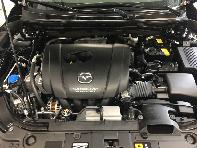 2017 MAZDA 6 SPORT for sale at Tradewinds Motor Center
