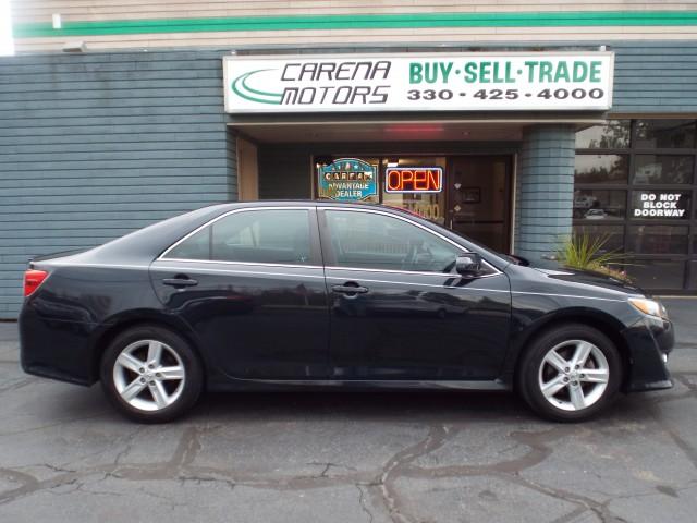 2013 TOYOTA CAMRY SE for sale at Carena Motors