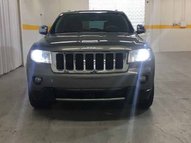 2011 JEEP GRAND CHEROKEE OVERLAND for sale at Tradewinds Motor Center