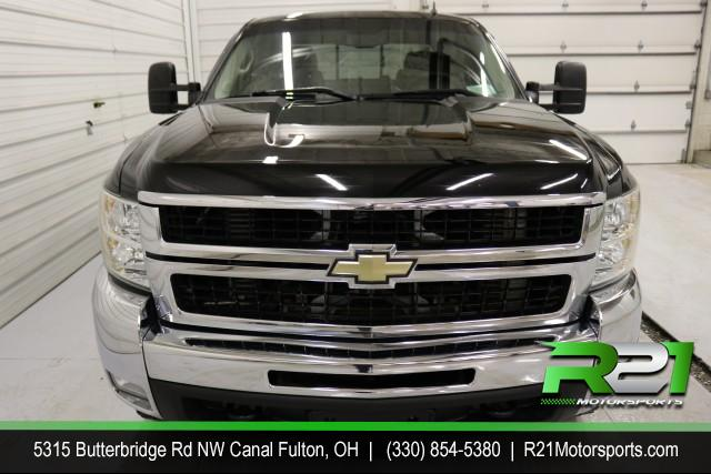 2010 CHEVY SILVERADO 2500HD LTZ - 4x4 - CREW CAB - FEBRUARY SPECIAL - BUY THIS MONTH AND RECEIVE A FULL TANK OF DIESEL AND 50% EXTENDED SERVICE CONTRACT! for sale at R21 Motorsports