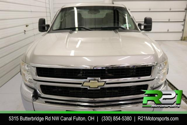 2007 CHEVY SILVERADO 2500HD LT1 - CREW CAB - 4WD - SHORT BED - GREAT RUNNING TRUCK - CALL 330-854-5380 AND LETS MAKE A DEAL!! for sale at R21 Motorsports