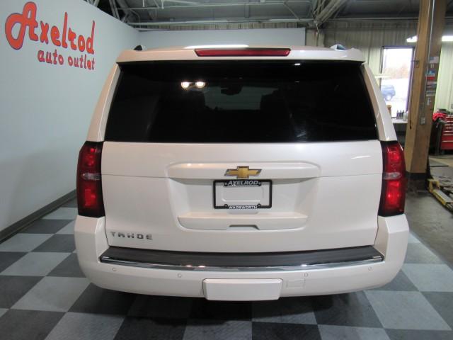 2015 Chevrolet Tahoe LTZ 4WD in Cleveland