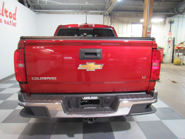 2016 Chevrolet Colorado LT Crew Cab 4WD Short Box in Cleveland