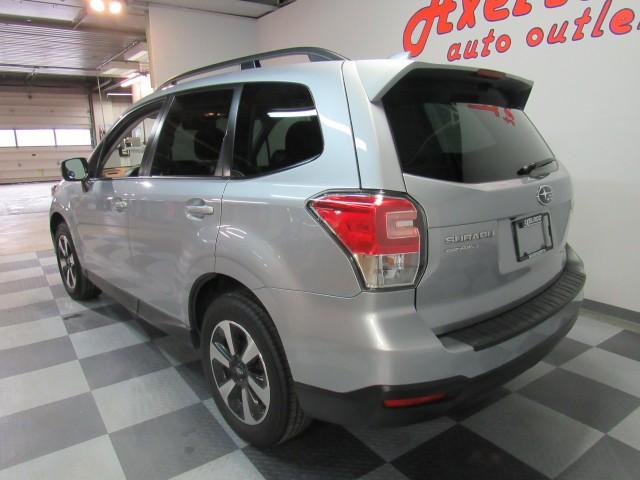 2017 Subaru Forester 2 5i Premium Pzev Cvt In Cleveland
