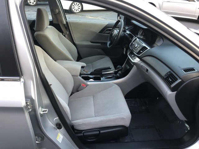 2013 HONDA ACCORD LX for sale at Action Motors