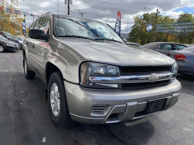 2002 CHEVROLET TRAILBLAZER  for sale at Stewart Auto Group