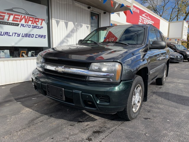 2004 CHEVROLET TRAILBLAZER LS for sale at Stewart Auto Group