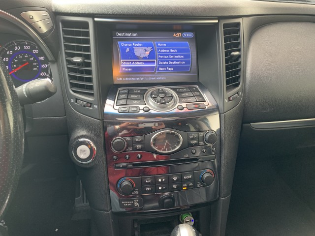 2010 INFINITI FX35  for sale at Stewart Auto Group