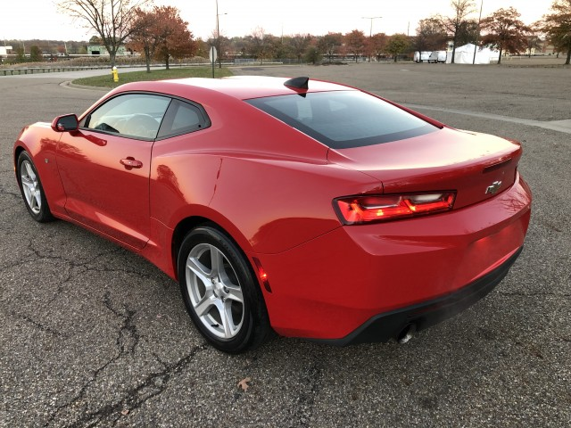 2016 Chevrolet Camaro 1LT Coupe for sale at Summit Auto Sales