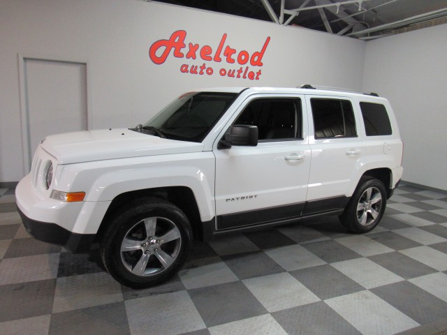 2017 Jeep Patriot Latitude 4WD in Cleveland