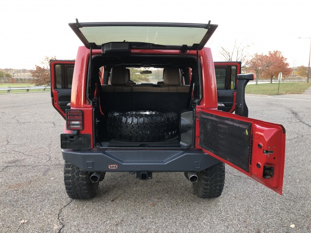 2011 Jeep Wrangler Unlimited Sahara 4WD for sale at Summit Auto Sales