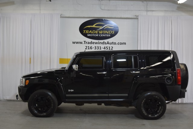 2008 HUMMER H3  for sale at Tradewinds Motor Center