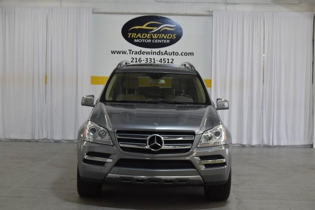 2012 MERCEDES-BENZ GL 350 BLUETEC for sale at Tradewinds Motor Center
