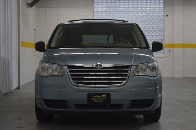 2010 CHRYSLER TOWN & COUNTRY LX for sale at Tradewinds Motor Center