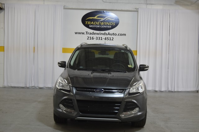 2015 FORD ESCAPE TITANIUM for sale at Tradewinds Motor Center