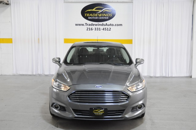 2013 FORD FUSION SE for sale at Tradewinds Motor Center