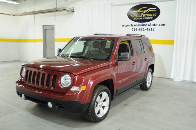 2016 JEEP PATRIOT LATITUDE for sale at Tradewinds Motor Center