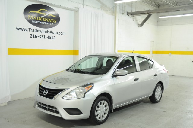 2016 NISSAN VERSA S for sale at Tradewinds Motor Center