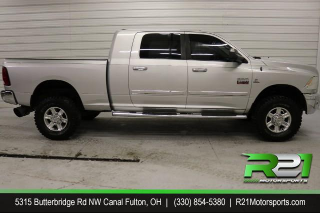 2011 RAM RAM PICKUP 2500 BIG HORN - 4x4 - MEGA CAB - 6.3 FT BED- FULLY SERVICED - ASK ABOUT OUR FEB SPECIAL! for sale at R21 Motorsports