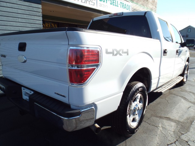 2012 FORD F150 SUPERCREW for sale at Carena Motors