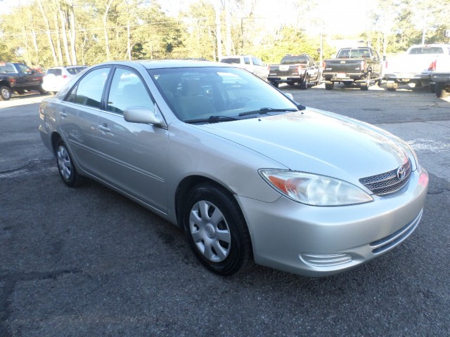 2004 TOYOTA CAMRY LE for sale at Action Motors