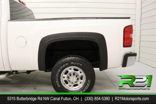 2007 CHEVY SILVERADO 2500HD LT - 4x4 - CREW CAB - SB - THIS TRUCK IS TO NICE TO STILL BE HERE - CALL 330-854-5380 TODAY! for sale at R21 Motorsports