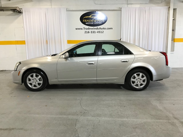 2007 CADILLAC CTS  for sale at Tradewinds Motor Center