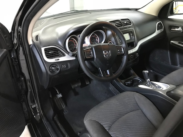 2017 DODGE JOURNEY SE for sale at Tradewinds Motor Center