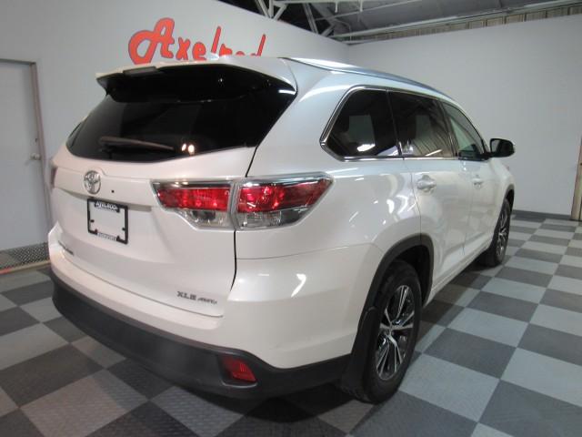 2016 Toyota Highlander XLE AWD V6 in Cleveland