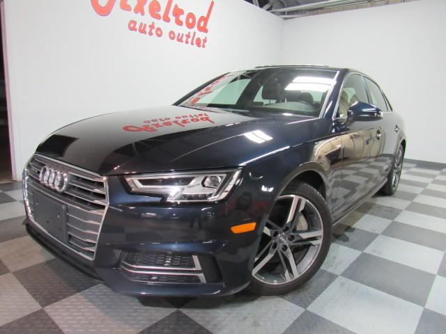 2018 Audi A4 Premium Plus Quattro For Sale At Axelrod Auto Outlet