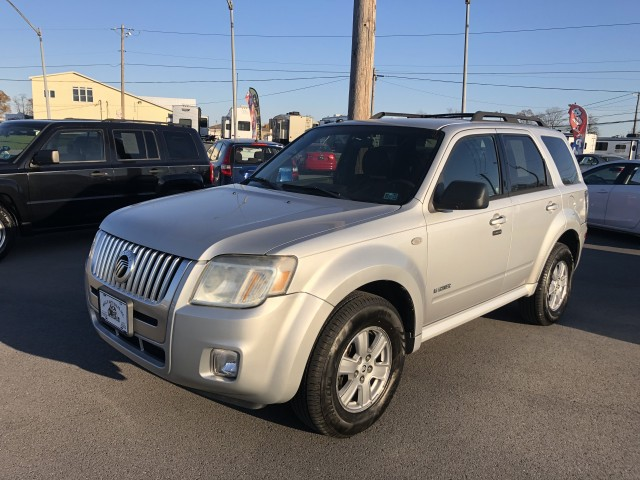 2008 Mercury Mariner I4 2WD for sale at Mull's Auto Sales